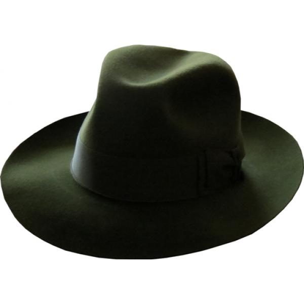 Antelope Felt Hat - Green