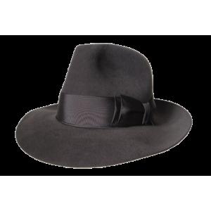 Antelope Felt Hat - Grey