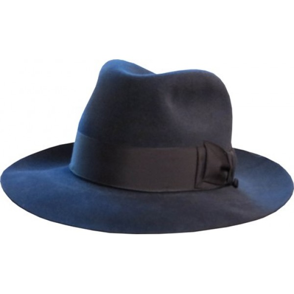 Antelope Felt Hat - French Navy