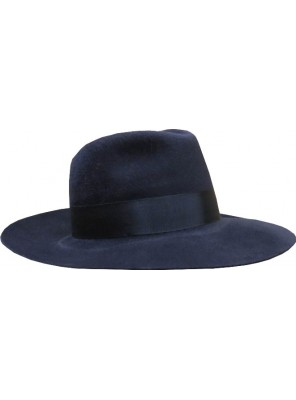 Extra Wide Antelope Hat - Navy