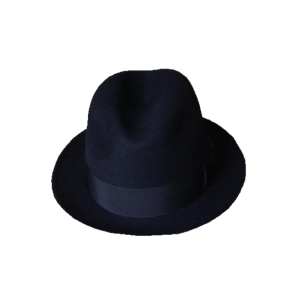 Blue's Brothers Hat - Black
