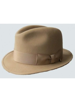 Blue's Brothers Hat - Tan