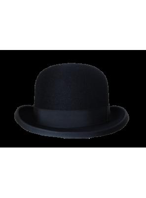 Traditional Bowler - Black