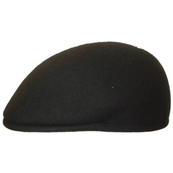 Classic Felt Cap - Black