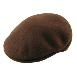 Kangol 504 Classic Cap - Brown