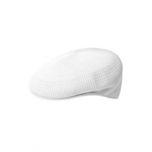 Kangol 504 Tropic Cap - White