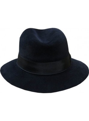 Fedora Hat - Black