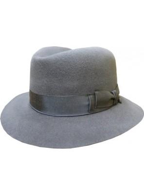 Fedora Hat - Grey