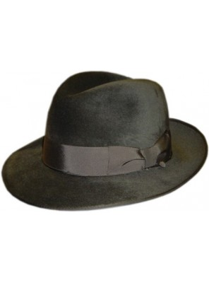 Melusine Felt Hat - Grey