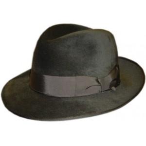 Melusine Felt Hat - Grey