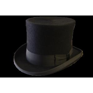 Top Hat - Black