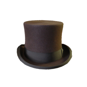 Top Hat - Brown