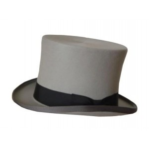 Top Hat - Grey